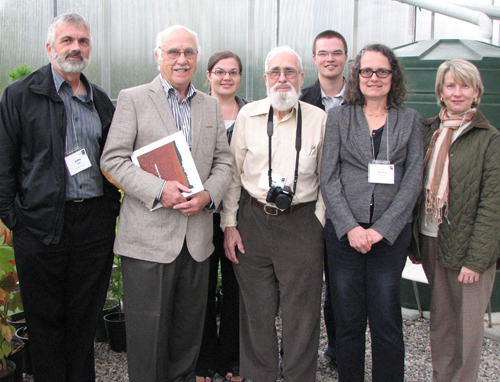 Gosling Greenhouse Dedication