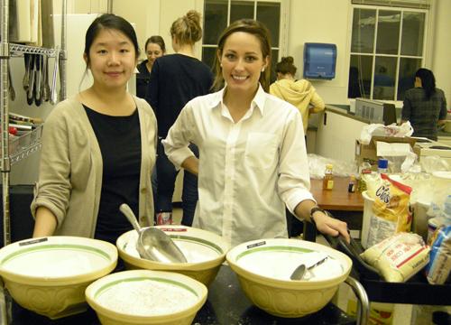 Students create food bank cookbook u of g news students forumfinder Gallery