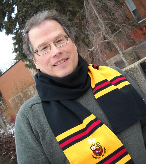 Photo of Brad Hudson