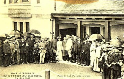 1909 Opening Size