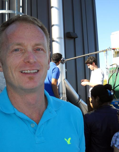 Prof. Bill Van Heyst