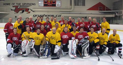Hockey Players SIZED