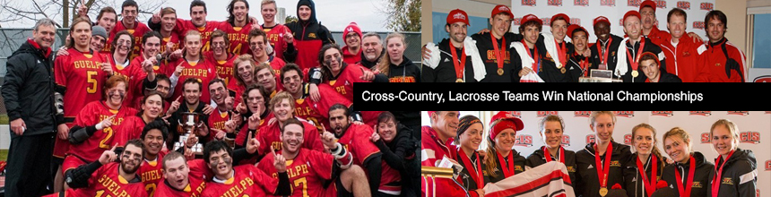 Cross Country Teams Win National Championships
