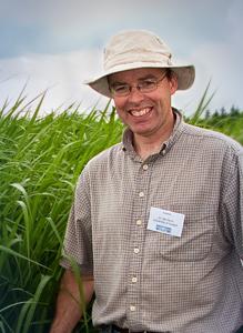 University of Guelph Plant Agriculture professor Bill Deen.
