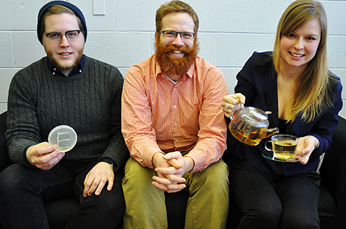 Student entrepreneurs at the University of Guelph launch business with help from the Hub.