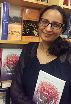 University of Guelph scientist Madhur Anand has debut poetry collection published