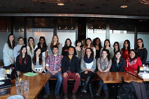 Students form a Spoon University chapter at the University of Guelph.