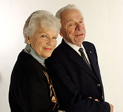 Ken and Marilyn Murray