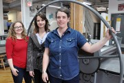 Fine Arts Grads Keep the Printmaking Tradition Alive