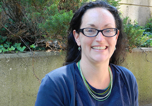 Guelph professor Hannah Tait Neufeld studies the link between traditional food knowledge and indigenous health.
