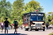 Food Keeps Truckin' Across Campus