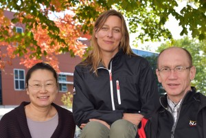 Guelph professors work together to tackle growing waste problems.