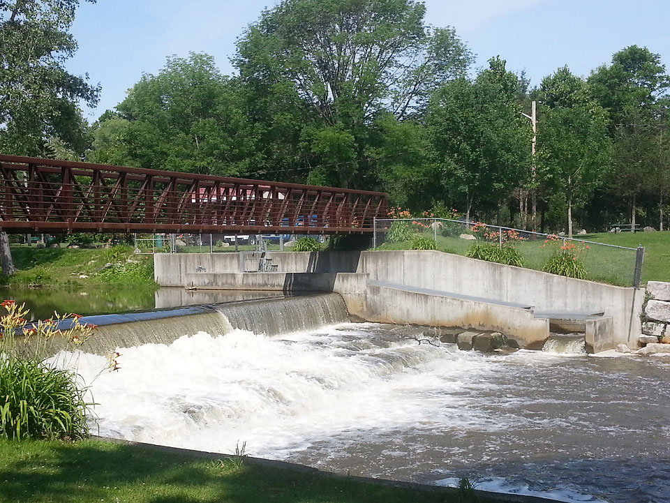 University of Guelph engineers help turn small dams into renewable energy sources.