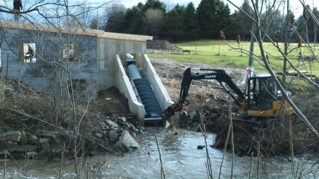University of Guelph engineers help turn small dams into renewable energy souces with GreenBug Energy.