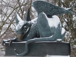 Icy Gryphon