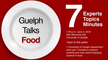 Guelph talks