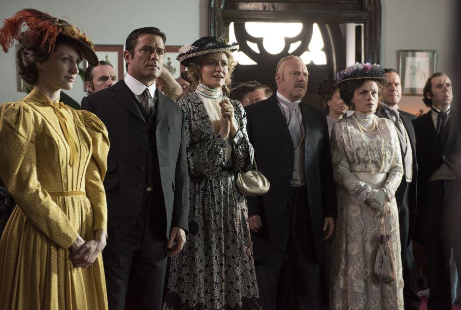 Murdoch Mysteries Filming at U of Guelph | U of G News