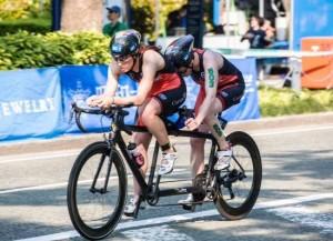 Sasha Boulton and Christine Robbins will compete in the Paralympics in Rio 2016.