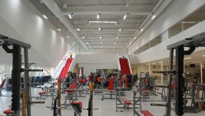 U of G athletic centre