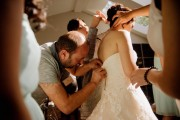 Story of U of G Staffer, Syrian Refugee Tailor Saving Wedding Day Makes Headlines