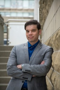 University of Guelph graduate and germ expert Jason Tetro