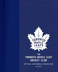 Toronto Maple Leafs centennial book