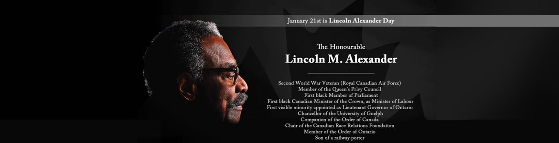 Lincoln Alexander Day
