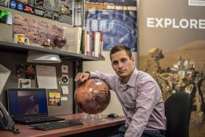 U of G student Scott VanBommel among shortlisted astronaut candidates