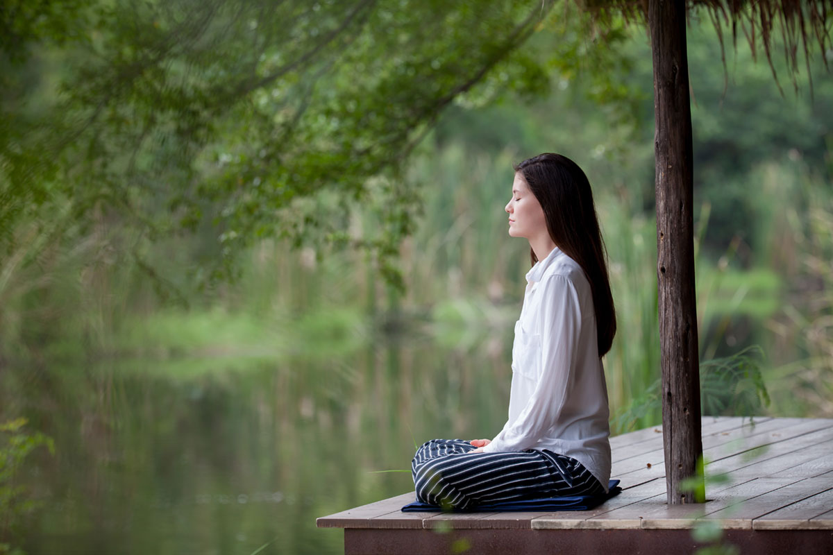 How does meditation affect the brain, research at the University of Guelph-Humber