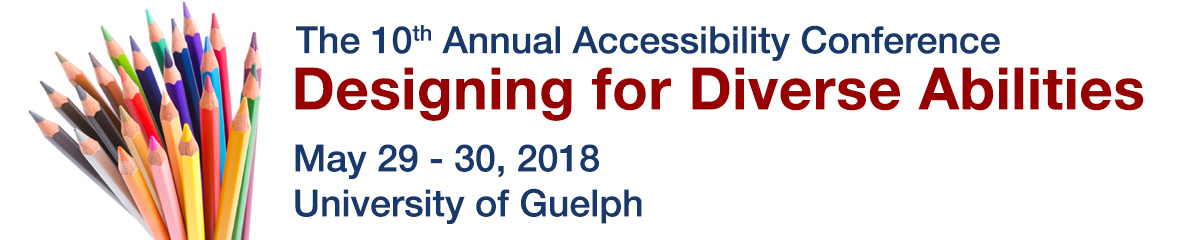 Promotion for 2018 Accessibility Conference