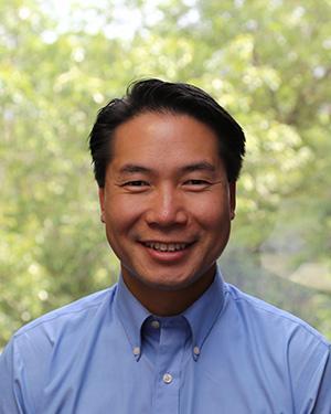 head shot of professor David Ma
