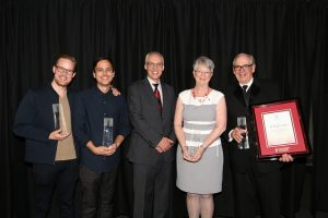 2017 Alumni Awards of Excellence Winners