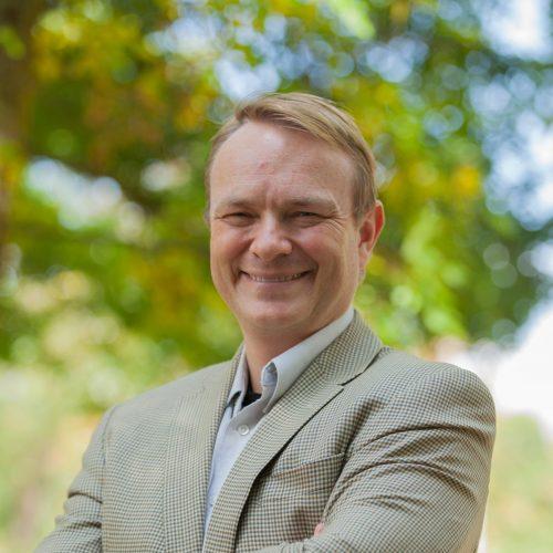 Prof. Evan Fraser headshot