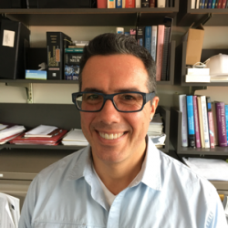 headshot of Prof. Fransceco Leri