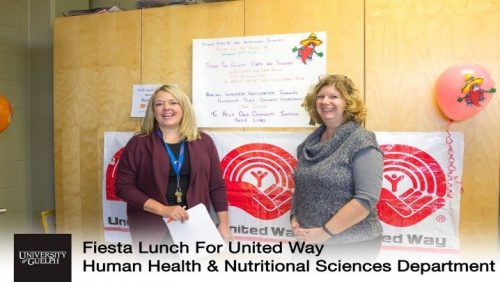 Human Health and Nutritional Science Fiesta Lunch