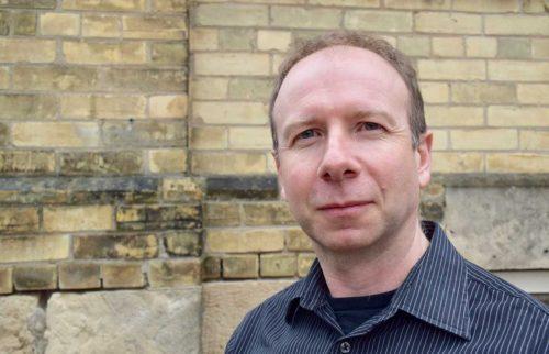 head shot of Prof. Kieran O'Doherty