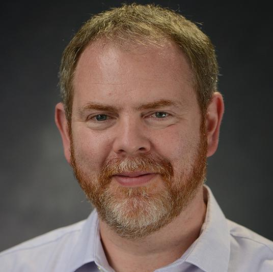 Dr. Nigel Raine headshot