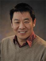 headshot of Prof. Sheng Chang
