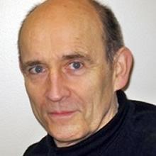 headshot of Prof. Peter Physick-Sheard