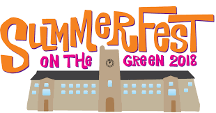 Summerfest on the Green poster