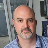 Prof. Patrick Barclay headshot