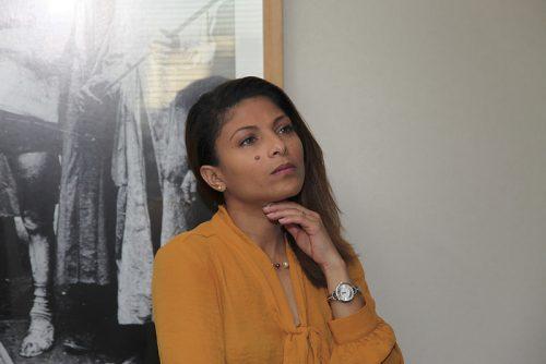 Ensaf Haidar, wife of the jailed Saudi Arabian blogger Raif Badawi, took refuge in Canada after her life was threatened in Saudi Arabia.
