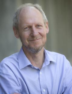 headshot of Prof. Peter Pauls