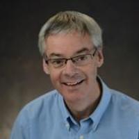 Prof. Douglas Goff smiling. Headshot.