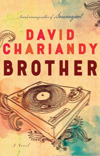 "Cover of the novel ""Brother"""