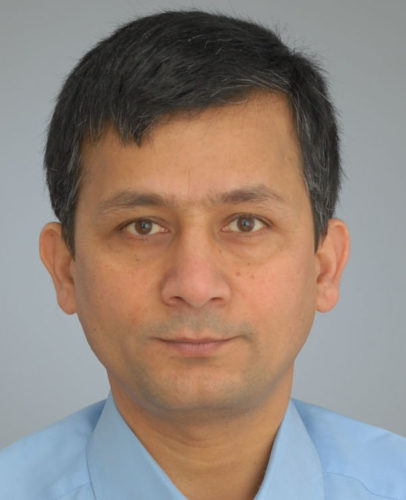 headshot of research scientist Krishna KC