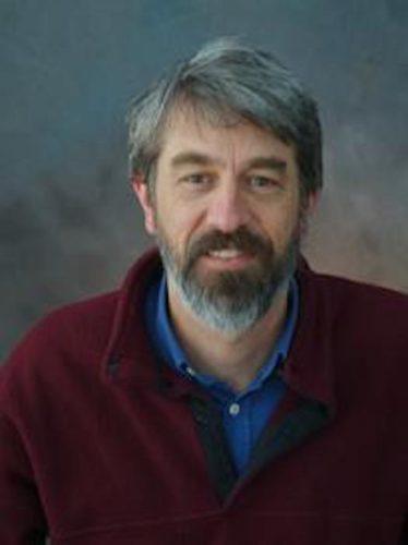 Professor John Fryxell portrait