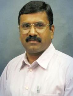 headshot of Prof. Jayasankar Subramanian