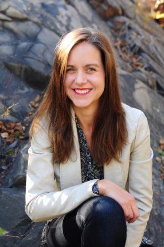 headshot of Prof. Brittany Luby