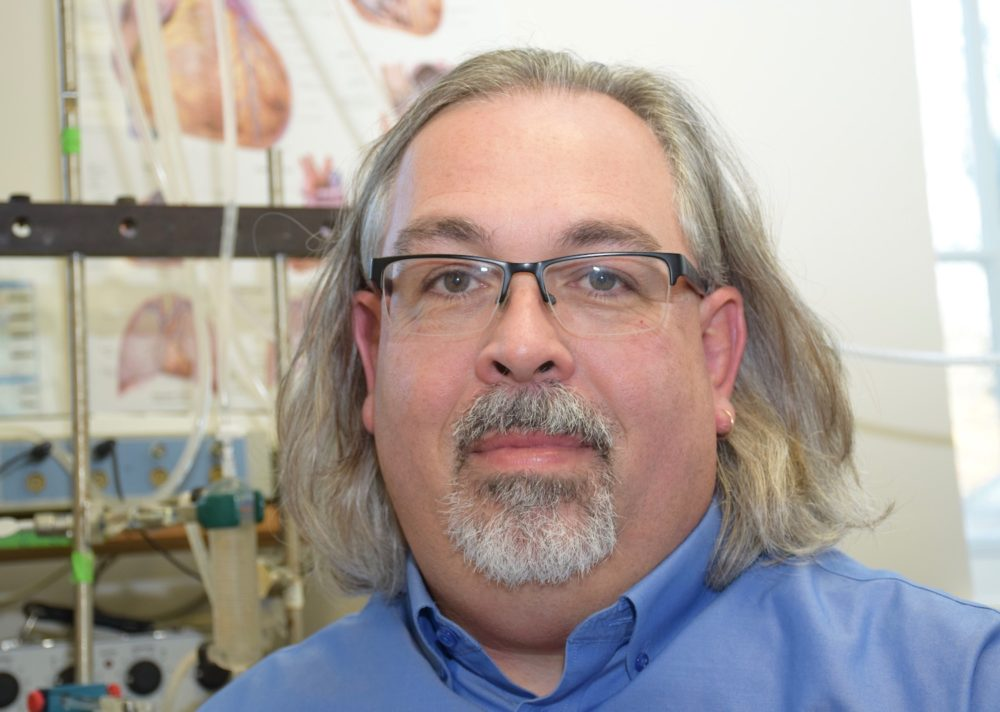 headshot of Prof. Glen Pyle